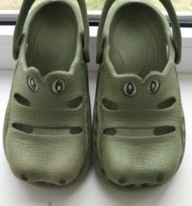 Кроксы - крокодилы