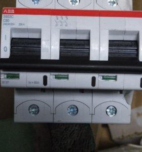 Автомат ABB S803C C80