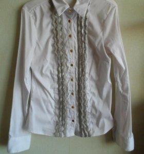 Рубашка и жилетка