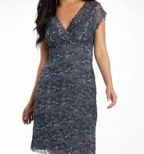 Платье коктейльное р. 42