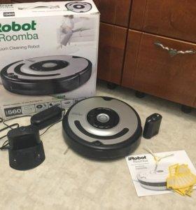 Робот-пылесос Roomba 560 (iRobot)