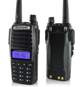 Рация Baofeng UV-82 (портативная радиостанция)