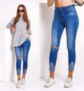 Новые крутые джинсы