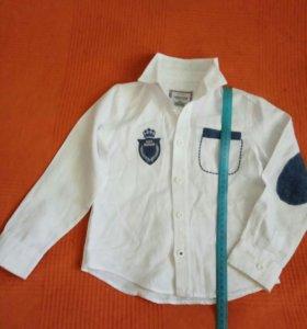 Рубашка р.104