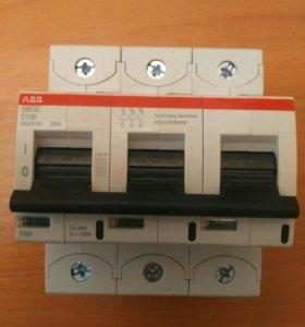 Автомат ABB S803C C100