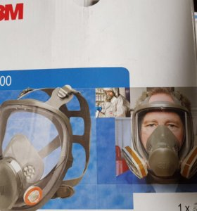 Панорамная маска 3м
