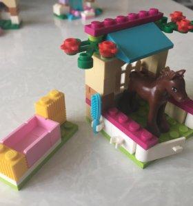 Лего Friends лошадь