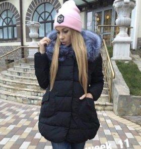 Куртка женская новая зимняя miss fofo