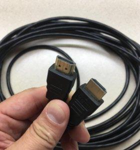 Кабель HDMI 10м