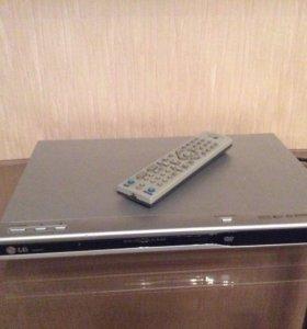 Видеопроигрыватель DVD LG