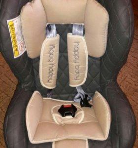 Автокресло Happy Baby Taurus Delux Grey