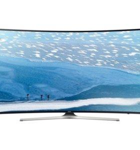 Новый телевизор SAMSUNG ue49ku6300u