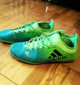 Бутсы Adidas (футзалки)