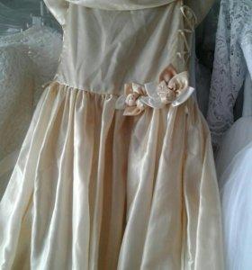 Платье для девочки от 7 до 10 лет