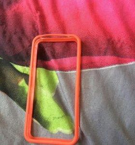 Бампер для айфона 5