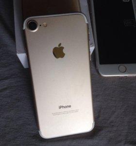 iPhone 7 Gold копия