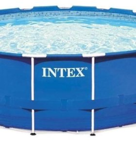 Бассейн Intex Metal Frame 28232