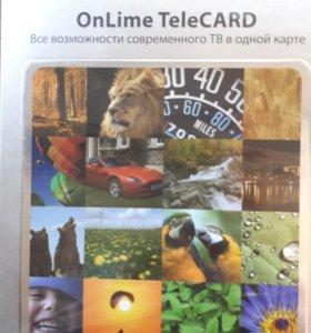 OnLime TeleCARD