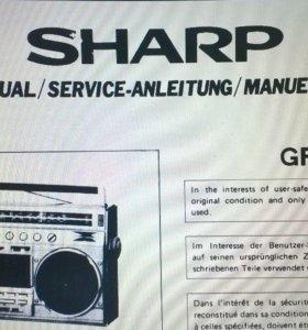 Инструкции к радиоаппаратуре, схемы, севис-мануалы