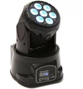 Головы LED RGBW 7-12wat