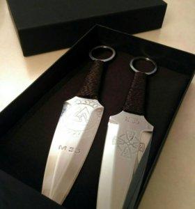 Авторские ножи