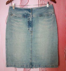 юбка джинсовая SUSSAN