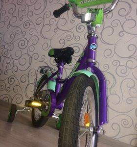 Велосипед детский Новый Novatrack Urban 14''
