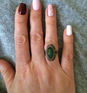 Винтажное кольцо из серебра
