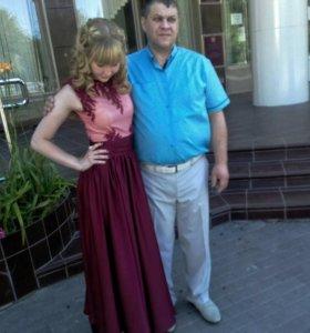 Платье на выпускной / вечернее платье