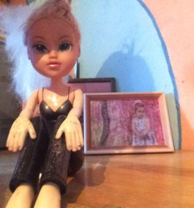 Кукла для причёсок