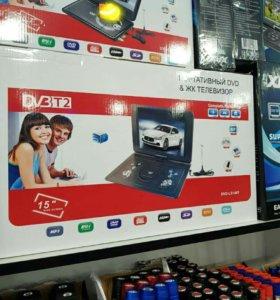Цифровой телевизор и DVD.смотри все фото и профиль