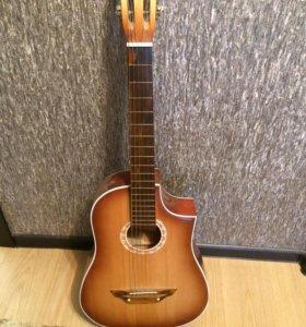 Акустическая гитара « Аккорд »