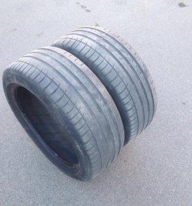 Пара шин 225/45 17 Michelin