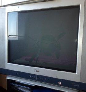 телевизор LG диагональ 52 см