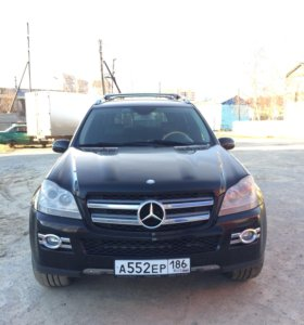 Mercedes-Benz GL-Класс, 2007
