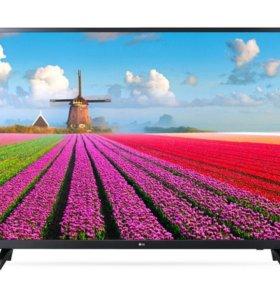 Новый smart 123 см. Телевизор LG 49LJ540V
