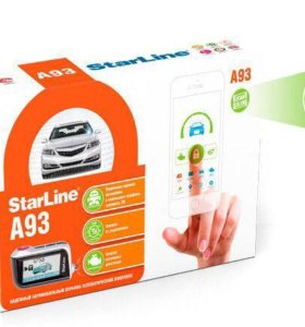 StarLine A93 2CAN+2LIN