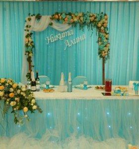 Оформление свадебных наборов