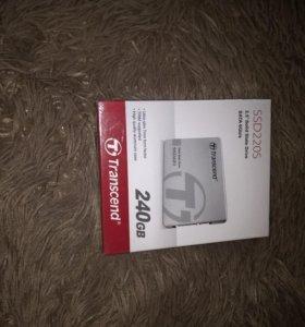 SSD диск Transcend ssd220 240Gb