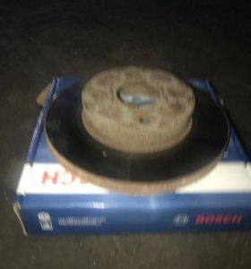 Передние тормозные диски тайота