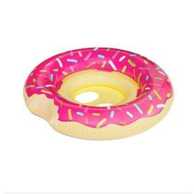 Круг для плавания, пончик.