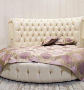 Круглая кровать Ceppi