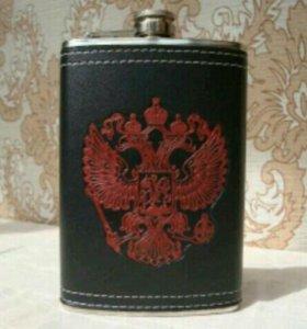 Фляга Россия