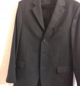 Мужской пиджак размер 48