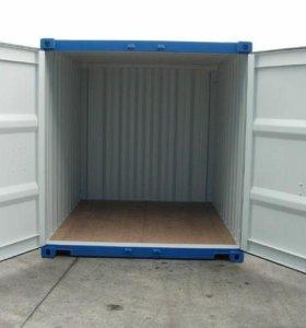 контейнера 20 футовый новый