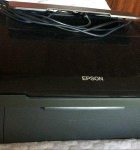 Струйный принтер - сканер - копир EPSON