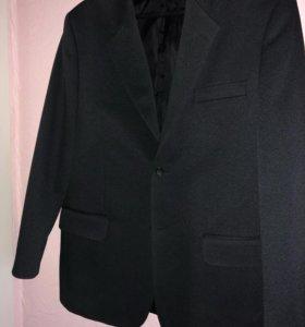Пиджак мужской размер 52