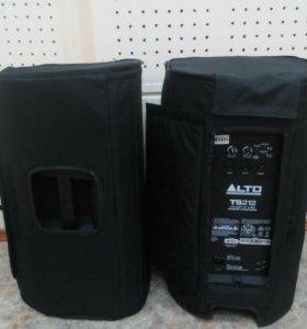 Активные акустические системмы ALTO TS212.