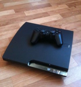 Игровая приставка Sony Playstation 3 в идеале
