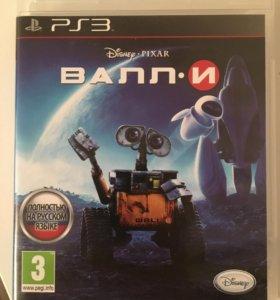 Игра ВАЛЛ-И для PS3
